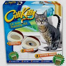 CitiKitty - How To Train Your Cat To Use The Toilet Automatically
