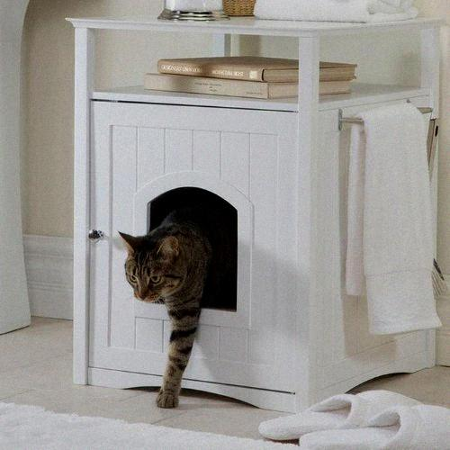 litter box furniture archives the best cat litter box. Black Bedroom Furniture Sets. Home Design Ideas